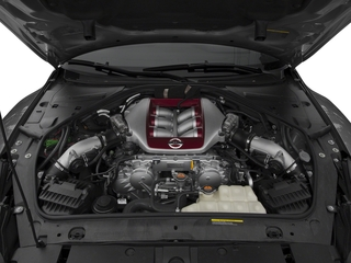 2018 Nissan GT-R Pictures GT-R Coupe 2D Premium AWD V6 Turbo photos engine