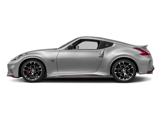 2018 Nissan 370Z Coupe Pictures 370Z Coupe 2D NISMO Tech V6 photos side view