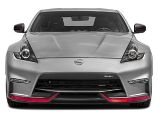 2018 Nissan 370Z Coupe Pictures 370Z Coupe 2D NISMO Tech V6 photos front view