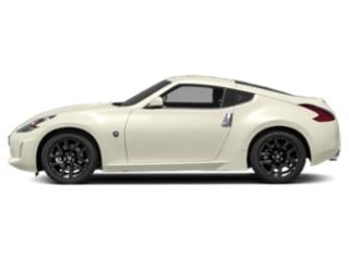 2018 Nissan 370Z Coupe Pictures 370Z Coupe 2D Touring V6 photos side view