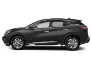 2018 Nissan Murano Pictures Murano AWD SV photos side view