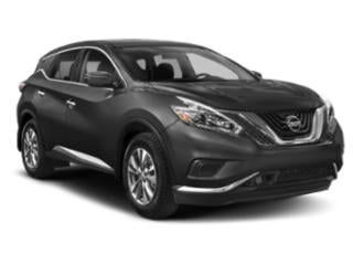 2018 Nissan Murano Pictures Murano AWD SV photos side front view