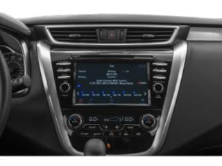 2018 Nissan Murano Pictures Murano Utility 4D S 2WD V6 photos stereo system