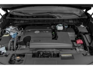 2018 Nissan Murano Pictures Murano AWD SV photos engine