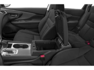 2018 Nissan Murano Pictures Murano AWD SV photos center storage console