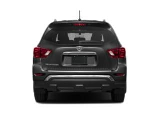 2018 Nissan Pathfinder Pictures Pathfinder 4x4 S photos rear view