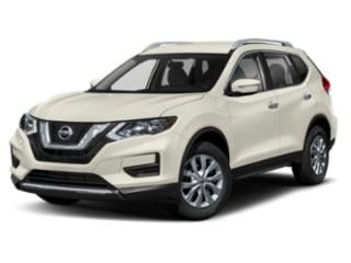 2018 Nissan Rogue Pictures Rogue Utility 4D SV 2WD I4 photos side front view