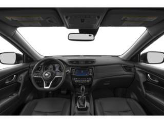 2018 Nissan Rogue Pictures Rogue Utility 4D SV 2WD I4 photos full dashboard