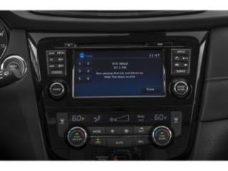 2018 Nissan Rogue Pictures Rogue Utility 4D SV 2WD I4 photos stereo system