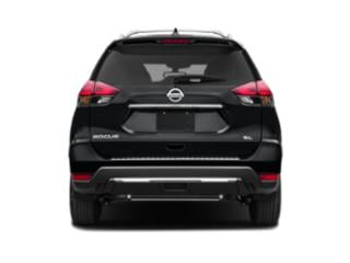 2018 Nissan Rogue Pictures Rogue Utility 4D SV 2WD I4 photos rear view
