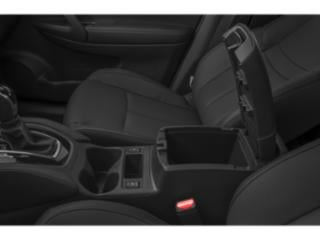 2018 Nissan Rogue Pictures Rogue Utility 4D SV 2WD I4 photos center storage console
