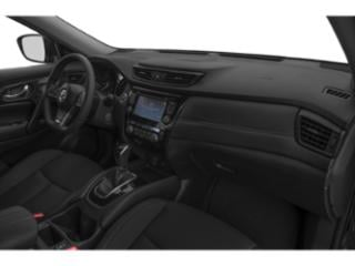 2018 Nissan Rogue Pictures Rogue Utility 4D SV 2WD I4 photos passenger's dashboard