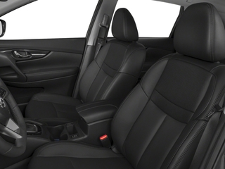 2018 Nissan Rogue Pictures Rogue FWD SL Hybrid photos front seat interior
