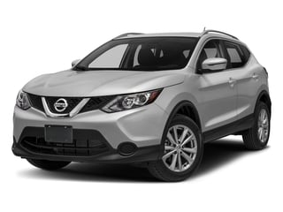 2018 Nissan Rogue Sport Pictures Rogue Sport FWD S photos side front view