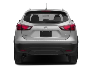 2018 Nissan Rogue Sport Pictures Rogue Sport FWD S photos rear view
