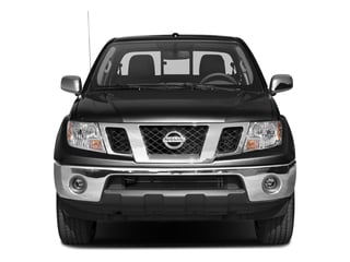 2018 Nissan Frontier Pictures Frontier Crew Cab SL 2WD photos front view