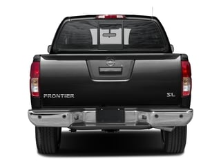 2018 Nissan Frontier Pictures Frontier Crew Cab SL 4WD photos rear view