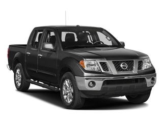 2018 Nissan Frontier Pictures Frontier Crew Cab SL 2WD photos side front view