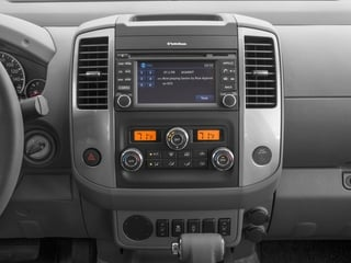 2018 Nissan Frontier Pictures Frontier Crew Cab SL 2WD photos stereo system