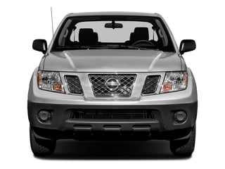 2018 Nissan Frontier Pictures Frontier King Cab S 2WD photos front view