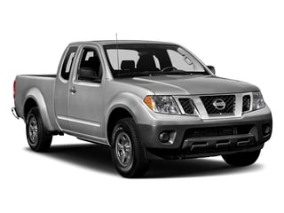 2018 Nissan Frontier Pictures Frontier King Cab S 2WD photos side front view