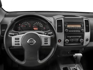2018 Nissan Frontier Pictures Frontier King Cab S 2WD photos driver's dashboard