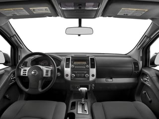 2018 Nissan Frontier Pictures Frontier King Cab S 2WD photos full dashboard