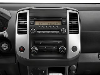 2018 Nissan Frontier Pictures Frontier King Cab S 2WD photos stereo system