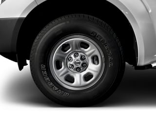 2018 Nissan Frontier Pictures Frontier King Cab S 2WD photos wheel