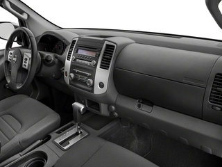 2018 Nissan Frontier Pictures Frontier King Cab S 2WD photos passenger's dashboard