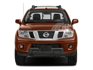 2018 Nissan Frontier Pictures Frontier Crew Cab 4x4 PRO-4X Manual photos front view