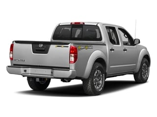 2018 Nissan Frontier Pictures Frontier Crew Cab Desert Runner 2WD photos side rear view