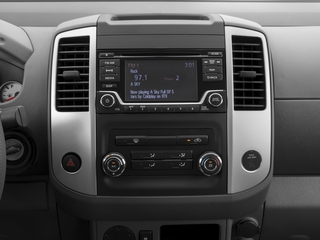 2018 Nissan Frontier Pictures Frontier Crew Cab Desert Runner 2WD photos stereo system