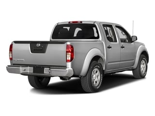 2018 Nissan Frontier Pictures Frontier Crew Cab S 2WD photos side rear view