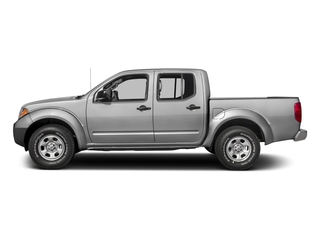 2018 Nissan Frontier Pictures Frontier Crew Cab S 2WD photos side view
