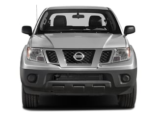 2018 Nissan Frontier Pictures Frontier Crew Cab S 2WD photos front view
