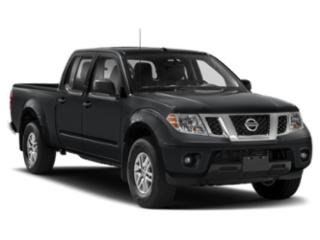2018 Nissan Frontier Pictures Frontier Crew Cab SV 4WD photos side front view