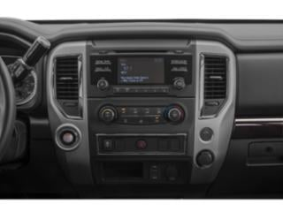 2018 Nissan Titan Pictures Titan 4x4 Single Cab S photos stereo system
