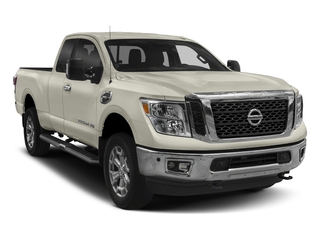 2018 Nissan Titan XD Pictures Titan XD 4x2 Gas King Cab S photos side front view