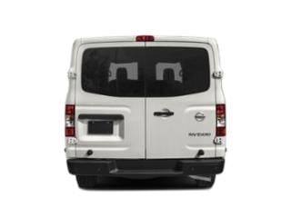 2018 Nissan NV Cargo Pictures NV Cargo NV1500 Standard Roof V6 S photos rear view