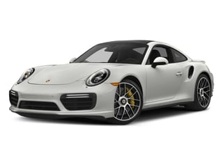 2018 Porsche 911 Pictures 911 Turbo S Coupe photos side front view