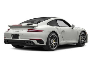 2018 Porsche 911 Pictures 911 Turbo S Coupe photos side rear view