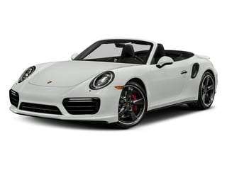 2018 Porsche 911 Pictures 911 Turbo S Cabriolet photos side front view