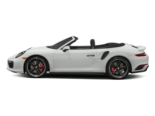 2018 Porsche 911 Pictures 911 Turbo S Cabriolet photos side view