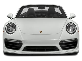 2018 Porsche 911 Pictures 911 Turbo S Cabriolet photos front view