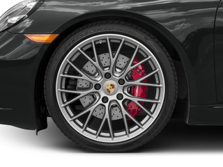 2018 Porsche 911 Pictures 911 Coupe 2D S H6 Turbo photos wheel