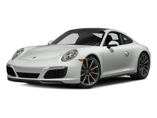 2018 Porsche 911 Pictures 911 Carrera 4S Coupe photos side front view
