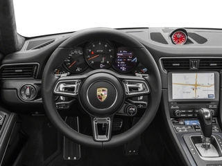 2018 Porsche 911 Pictures 911 Coupe 2D GTS H6 photos driver's dashboard