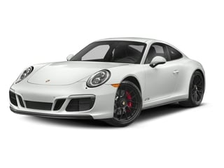 2018 Porsche 911 Pictures 911 Carrera 4 GTS Coupe photos side front view