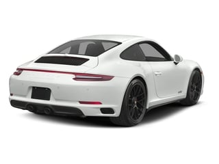 2018 Porsche 911 Pictures 911 Carrera 4 GTS Coupe photos side rear view